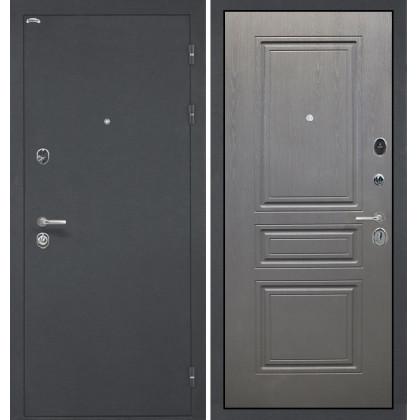 Дверь Интекрон Греция ФЛ-243 (Графит вуд дуб)