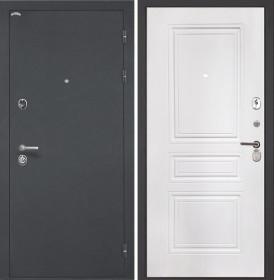 Дверь Интекрон Греция ФЛ-243 (Белая матовая)