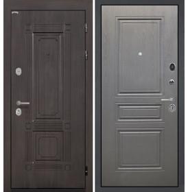 Дверь Интекрон Италия ФЛ-243 (Графит вуд дуб)