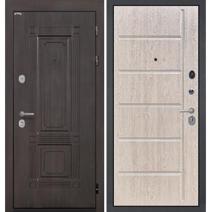 Дверь Интекрон Италия ФЛ-102 (Сосна белая)