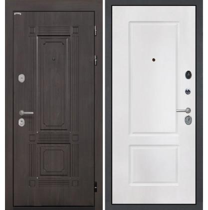 Дверь Интекрон Италия КВ-2 (Белая матовая)