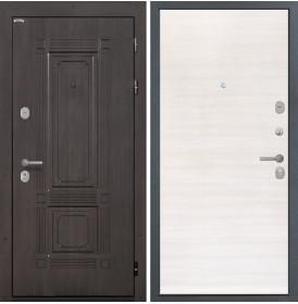 Дверь Интекрон Италия (Дуб сильвер)