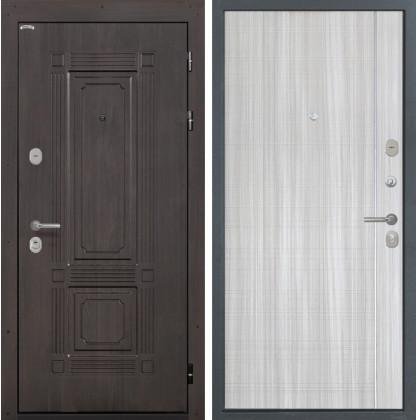 Дверь Интекрон Италия В-07 (Сандал белый)