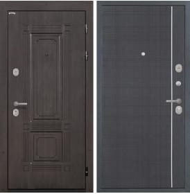 Дверь Интекрон Италия В-07 (Венге)