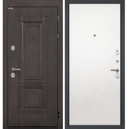 Дверь Интекрон Италия (Силк сноу)