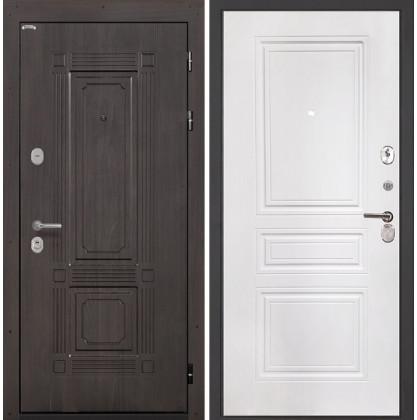 Дверь Интекрон Италия ФЛ-243 (Белая матовая)