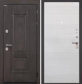 Дверь Интекрон Италия ФЛ-316 (Белый ясень)