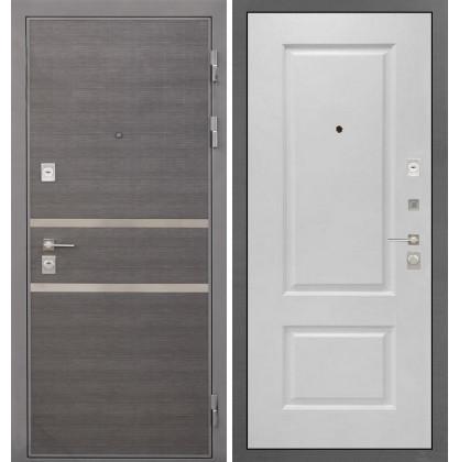 Дверь Интекрон Неаполь Альба эмаль RAL-9003 (Сигнально белый)