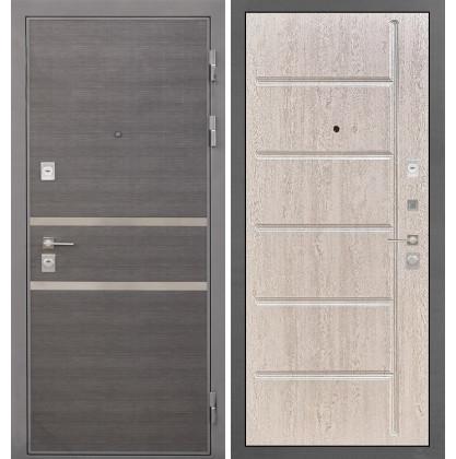 Дверь Интекрон Неаполь ФЛ-102 (Сосна белая)