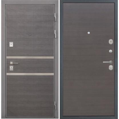 Дверь Интекрон Неаполь (Эко венге)