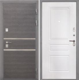 Дверь Интекрон Неаполь ФЛ-243 (Белая матовая)