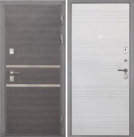Дверь Интекрон Неаполь ФЛ-316 (Белый ясень)
