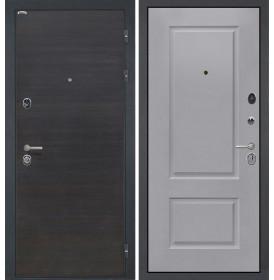 Дверь Интекрон Сицилия Альба эмаль RAL-7037 (Пыльно серый)