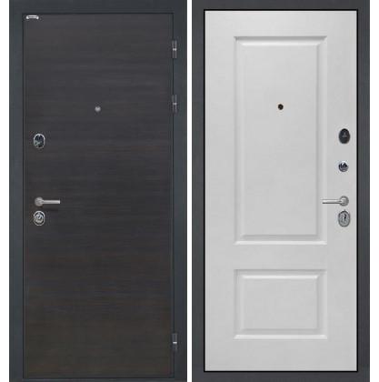 Дверь Интекрон Сицилия Альба эмаль RAL-9003 (Сигнально белый)