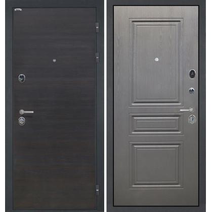 Дверь Интекрон Сицилия ФЛ-243 (Графит вуд дуб)