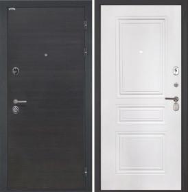 Дверь Интекрон Сицилия ФЛ-243 (Белая матовая)