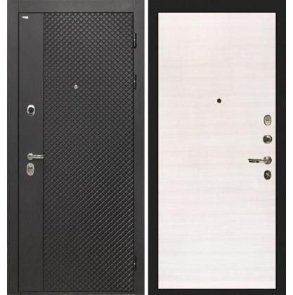 Дверь Интекрон Олимпия Black (Дуб сильвер)