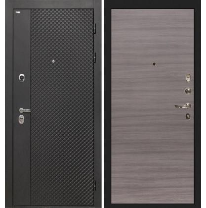 Дверь Интекрон Олимпия Black (Дуб тоскано)