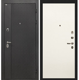 Дверь Интекрон Олимпия Black (Силк жасмин)