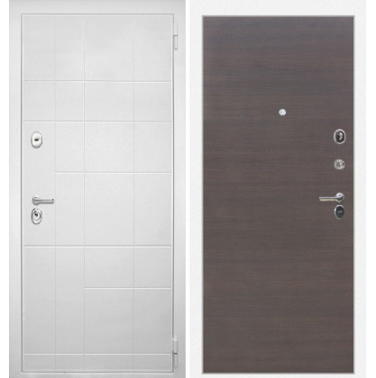 Дверь Интекрон Брайтон (Роял вуд белый / Эковенге)