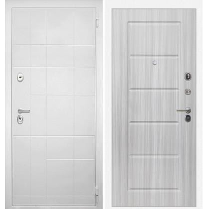 Дверь Интекрон Брайтон ФЛ-39 (Роял вуд белый / Сандал белый)