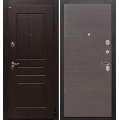 Дверь Интекрон Брайтон (Тиковое дерево / Эковенге)