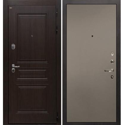Дверь Интекрон Брайтон (Тиковое дерево / Силк муссон)