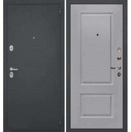 Дверь Интекрон Гектор Альба Эмаль RAL-7037 (Пыльно серый)