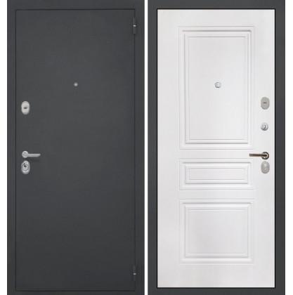 Дверь Интекрон Гектор ФЛ-243 (Белая матовая)
