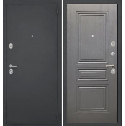 Дверь Интекрон Гектор ФЛ-243 (Графит вуд дуб)