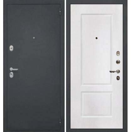 Дверь Интекрон Гектор КВ-2 (Белая матовая)