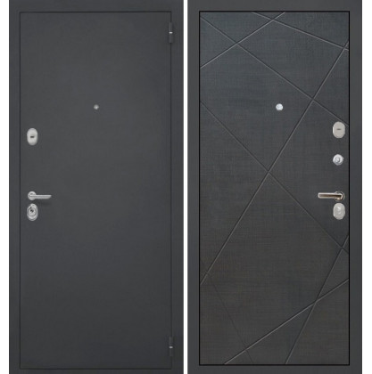 Дверь Интекрон Гектор Лучи-М (Венге распил кофе)