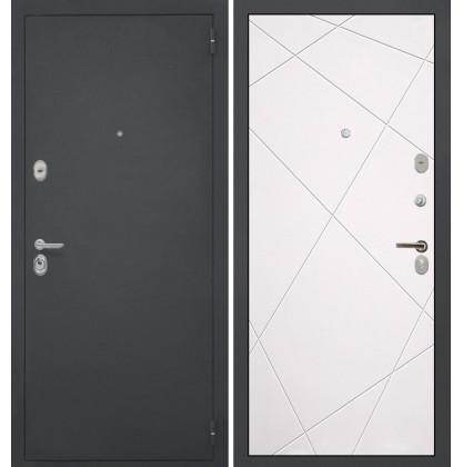 Дверь Интекрон Гектор Лучи-М (Софт милк)