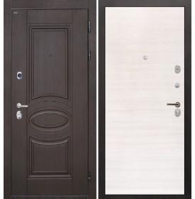 Дверь Интекрон Олимпия Венге (Дуб сильвер)