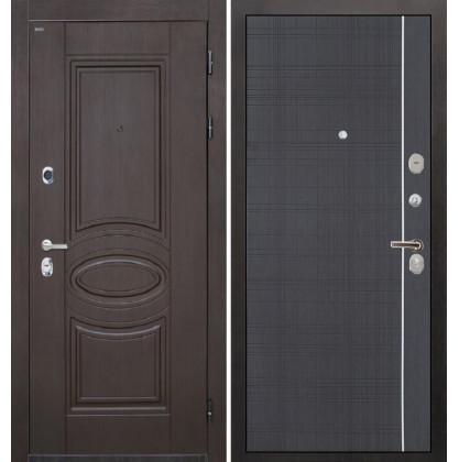 Дверь Интекрон Олимпия Венге В-07 (Венге)