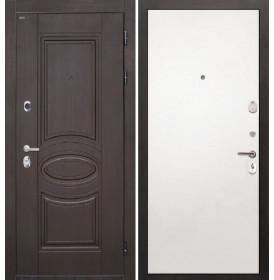 Дверь Интекрон Олимпия Венге (Силк сноу)