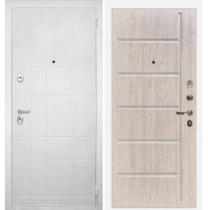 Дверь Интекрон Спарта Белая ФЛ-102 (Сосна белая)