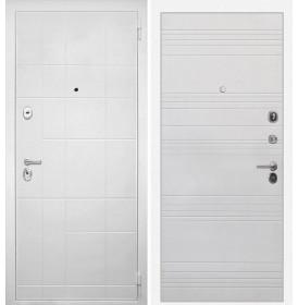 Дверь Интекрон Спарта Белая ФЛ-316 (Белый ясень)