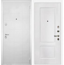 Дверь Интекрон Спарта Белая КВ-2 (Белая матовая)