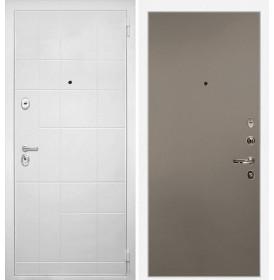 Дверь Интекрон Спарта Белая (Силк муссон)