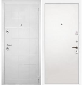 Дверь Интекрон Спарта Белая (Силк сноу)